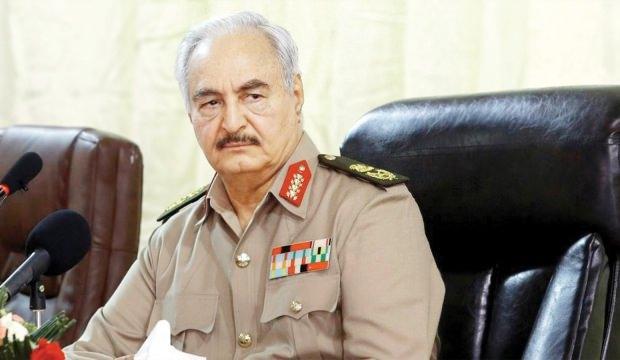 Hafter güçlerindan Mısrata'ya hava saldırısı