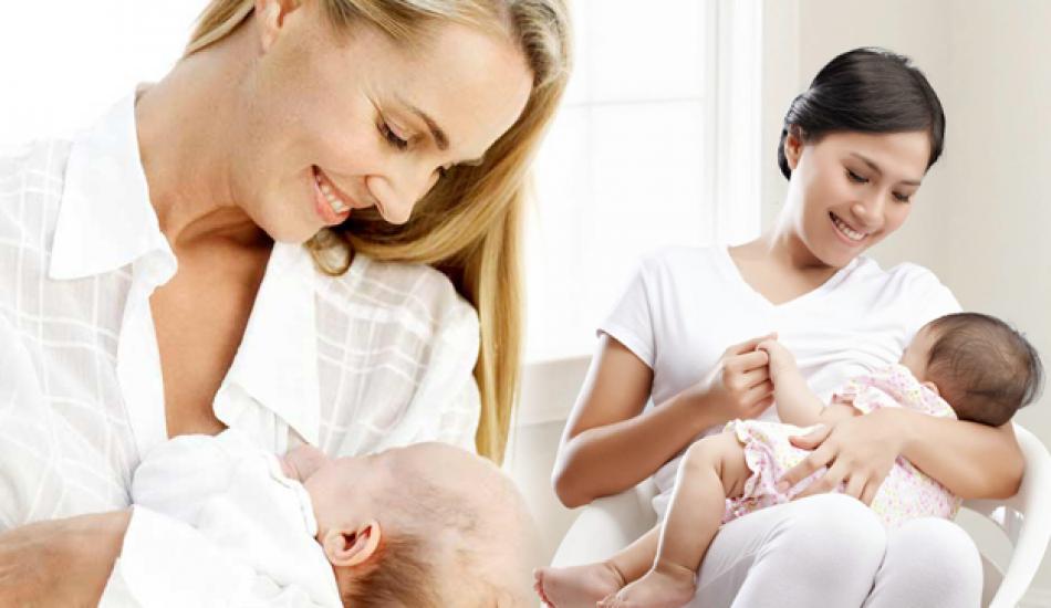 Yenidoğan bebek emzirme teknikleri! Annelerin emzirirken yaptıkları hatalar