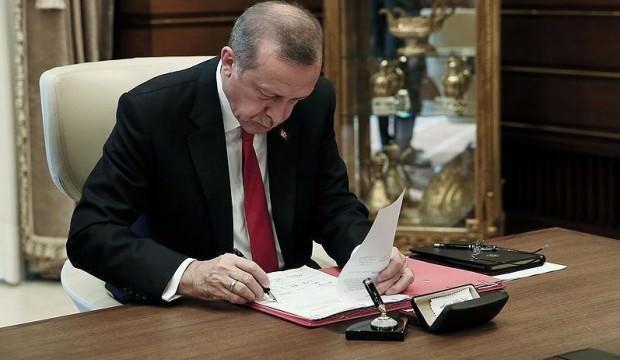 Erdoğan imzaladı! 11 üniversiteye yeni rektör