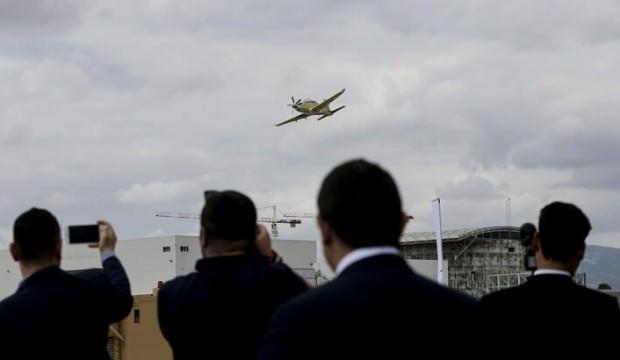 Atak, Hürkuş ve Anka, Malezya Başbakanı için uçtu