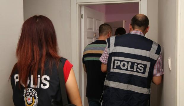 Güvenlik güçleri düğmeye bastı!  11 bin 160 eve kontrol...