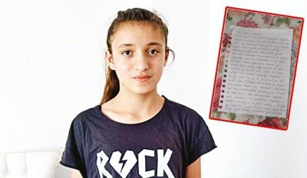 Kimsesiz Zeliha devlete mektupla teşekkür etti