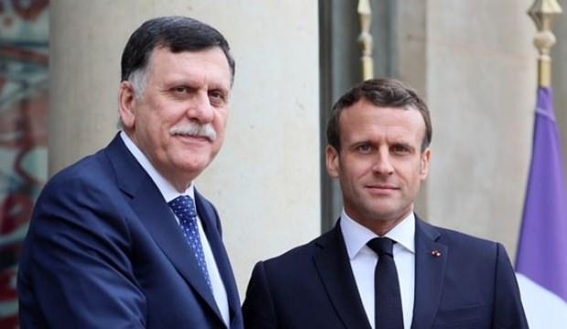 Libya'dan Macron'a 'Trablus' çıkışı!