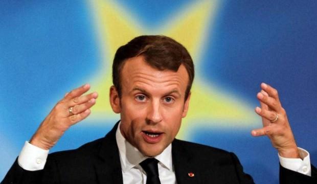 Macron: Eğer yarın İran nükleer silaha sahip olursa...