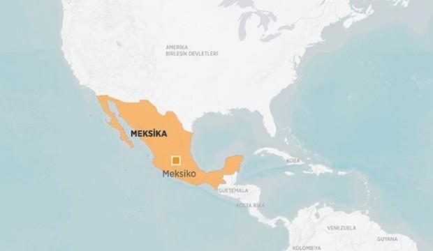 Meksika'da helikopter düştü: 4 ölü