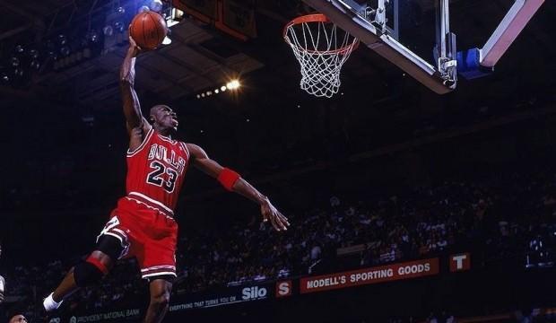 Michael Jordan'ın rekoru kırıldı