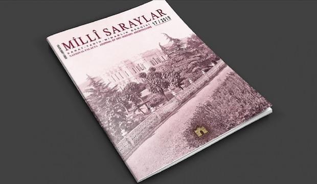 Milli Saraylar Dergisi uluslararasında hakemli olarak devam edecek