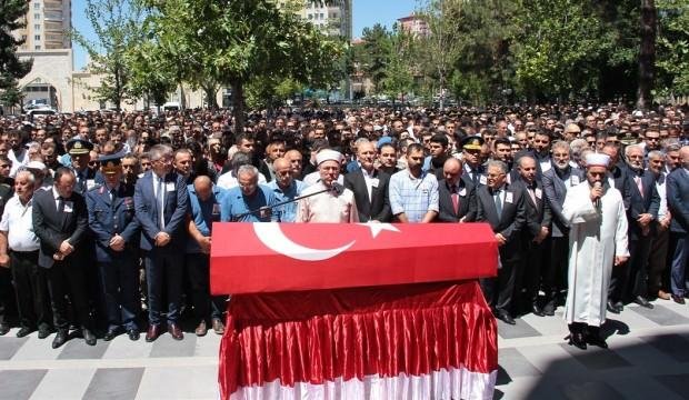 Şehit Taha Uluçay son yolculuğuna uğurlandı