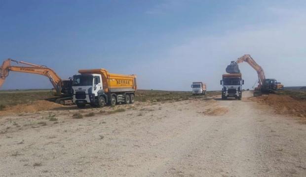 Çeşme-Alaçatı Havalimanı inşaatı için çalışmalar başladı