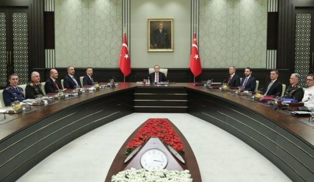 Ankara'daki kritik toplantı sona erdi