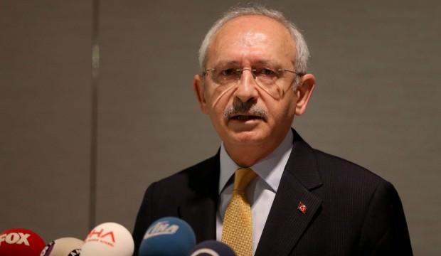 İçişleri Bakanlığı Kılıçdaroğlu'nu özre davet etti!