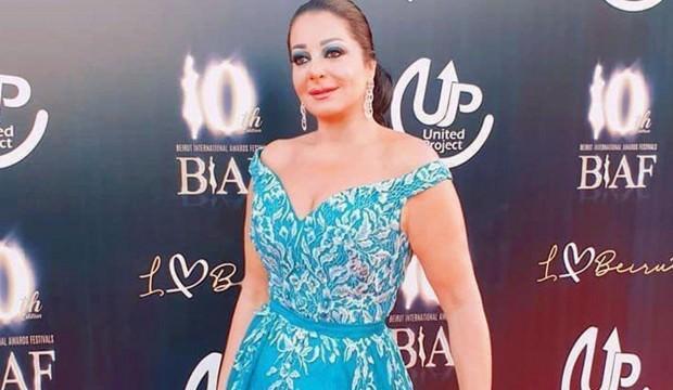 Lübnanlı aktristen ırkçı paylaşım! Hitler gibi yapalım