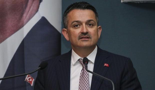 Pakdemirli: Türkiye'nin daha hızlı koşması gerekiyor
