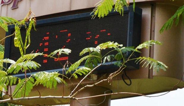Sıcaklık 40 dereceyi aştı! Uyarılar peş peşe geldi