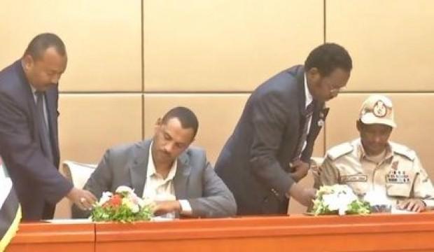 Sudan'da kritik gelişme! Anlaşma imzalandı
