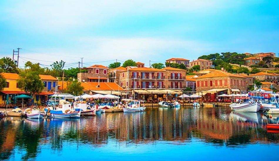 Türkiye'den feribotla gidilebilen Yunan adaları