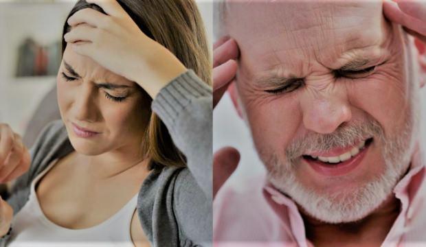 Baş ağrısı çeşitleri ve bölgeleri! Şiddetli baş ağrısı sebepleri tedavisi -  SAĞLIK Haberleri