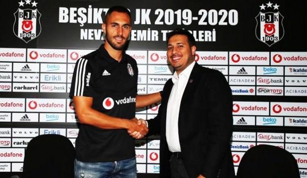Beşiktaş yeni transferi resmen duyurdu!