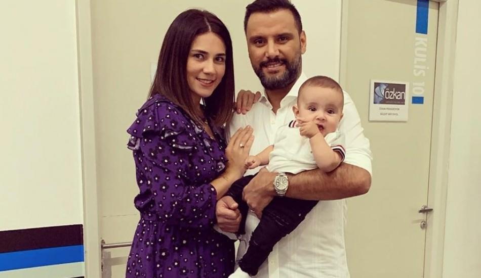Buse Varol'dan eşi Alişan ile aşk paylaşımı!