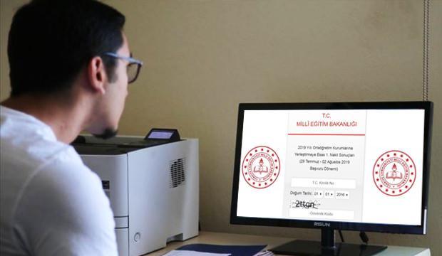 LGS 2.nakil sonuçlarını MEB bayramdan önce açıkladı! Lise kayıtları...
