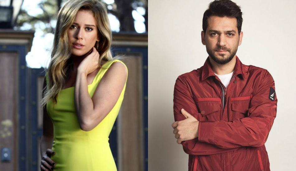 Sinem Kobal ve Murat Yıldırım çift olarak ekranlara dönüyor!