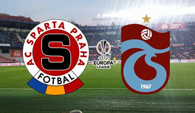 Sparta Prag - Trabzonspor maçı hangi kanalda? Şifresiz kanalda mı yayınlanacak?