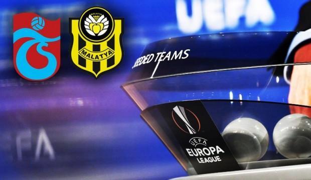 Avrupa Ligi'nde rakiplerimiz belli oldu!