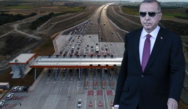 Açılışını Erdoğan yapmıştı! Halk rahat nefes aldı