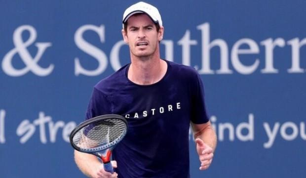 Andy Murray 7 ay sonra mağlubiyetle döndü