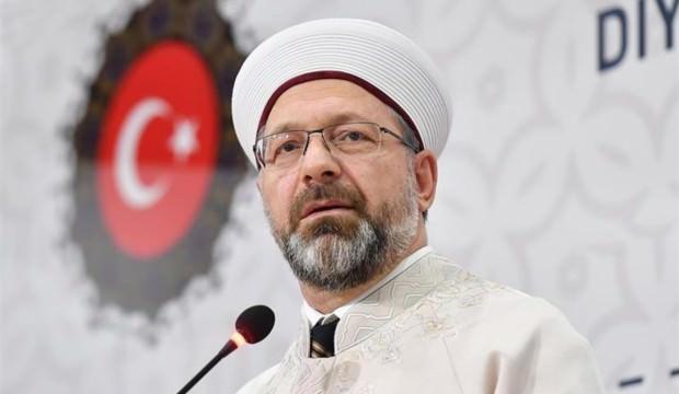 Diyanet İşleri Başkanı Ali Erbaş açıkladı! 28 kişi hayatını kaybetti