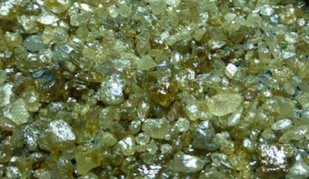 Dünyanın çekirdeği elmas kaynıyor