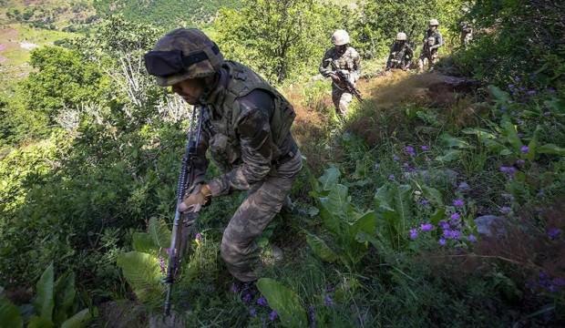Hakkari'deki operasyonda PKK'ya bir darbe daha!