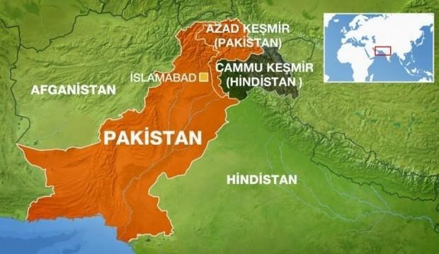 Hindistan-Pakistan krizinde olay olacak nükleer tehdidi!