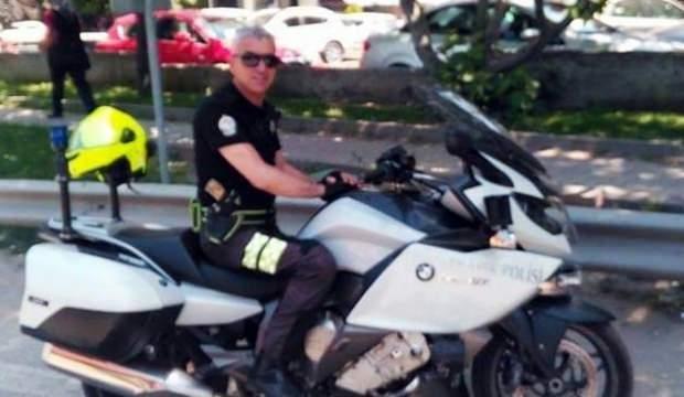 Motosikletli trafik polisi şehit oldu