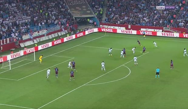 UEFA Avrupa Ligi Trabzonspor Sparta Prag maçının özeti ve golleri