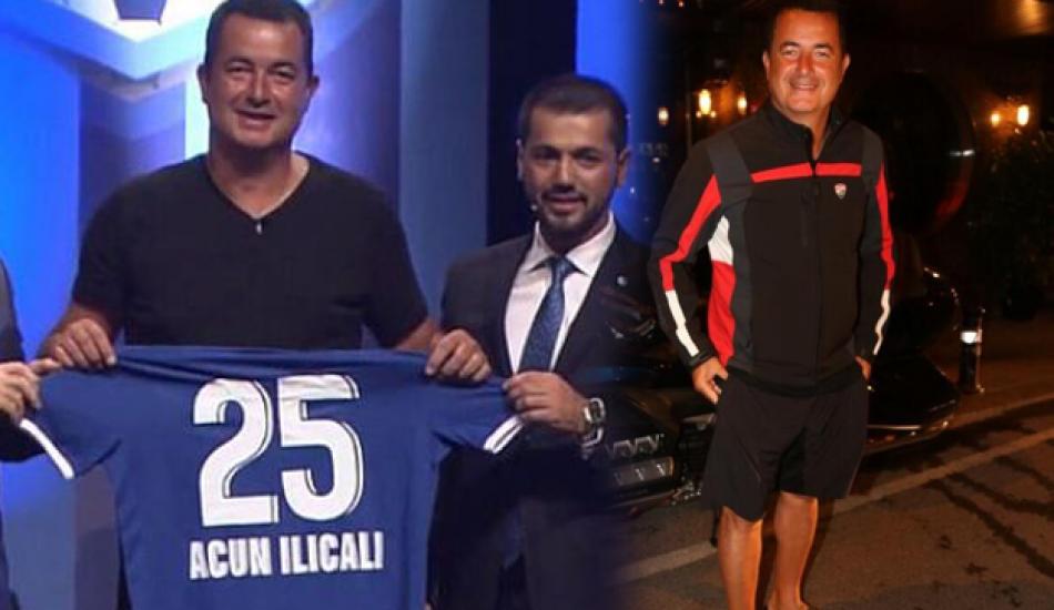 Acun Ilıcalı'dan BB Erzurumspor'a dev destek! 125 bin 600 adet forma...