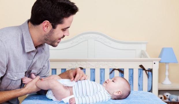 Bebek bezinden idrar tahlili