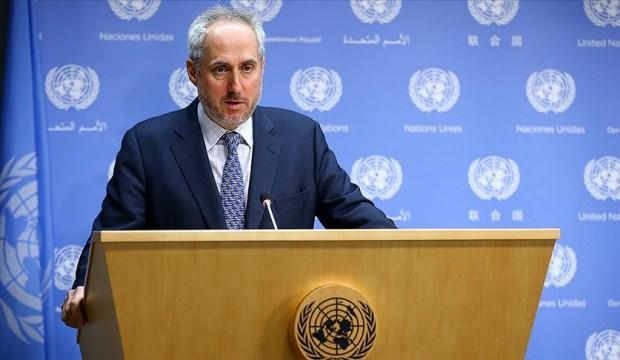 BM:  İdlib'de Türk askeri konvoyuna yönelik saldırı endişe verici