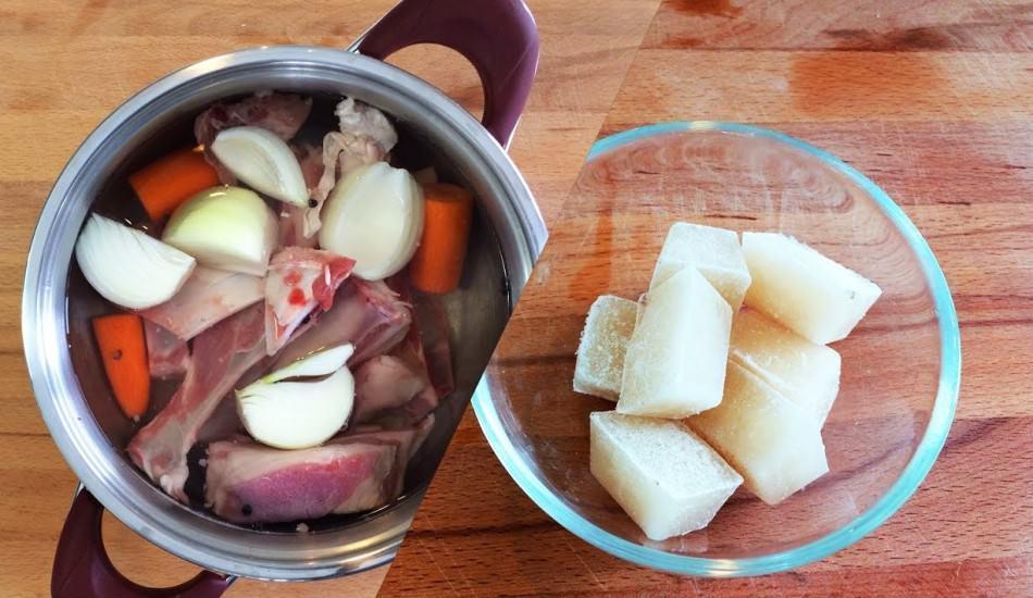 Evde pratik et bulyon nasıl yapılır?