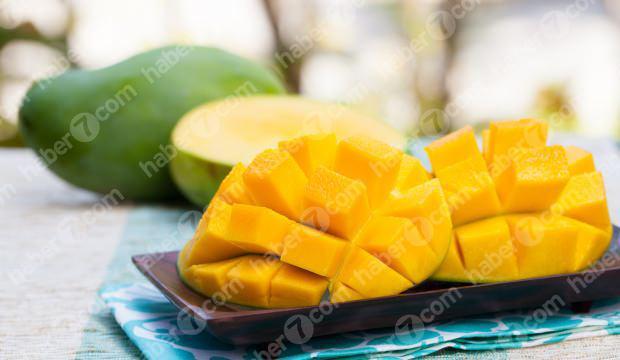 Mangonun faydaları neler? Mangoda hangi vitaminler vardır?