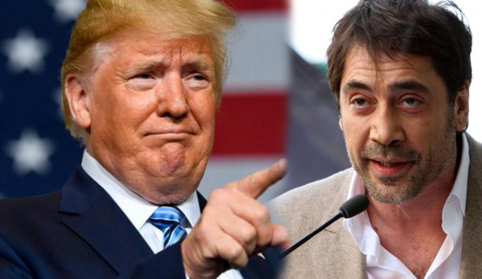 Oscar ödüllü oyuncu Javier Barder'den Trump'a iklim eleştirisi
