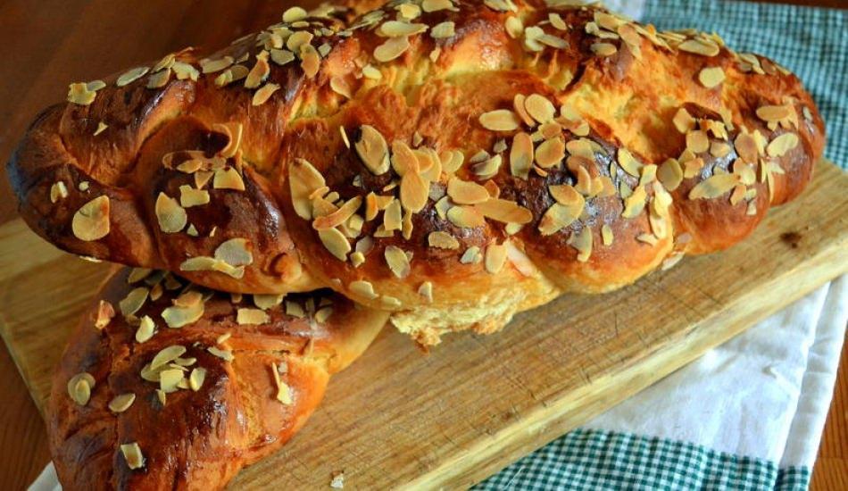 Evde paskalya çöreği nasıl yapılır? Pratik paskalya çöreği tarifi