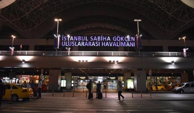 Sabiha Gökçen'i yaz tatilinde yaklaşık 10 milyon yolcu kullandı