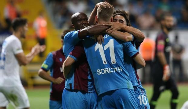 Trabzonspor'a ilk kez bir Yunan rakip