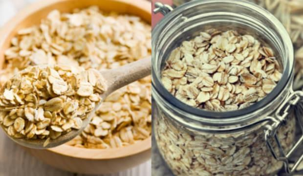 1 haftalık kolay Yulaf diyeti listesi: En hızlı zayıflatan bomba diyet!