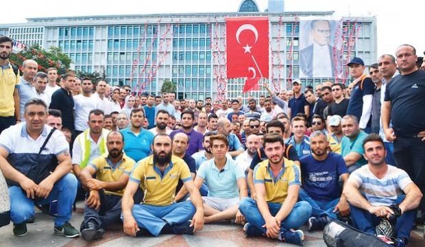 İstanbul'da işten çıkarılanların sayısı 5 bini buldu