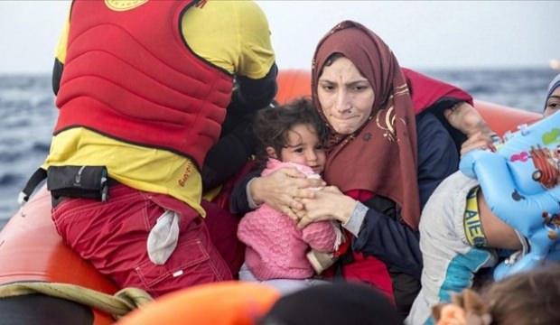 İtalya'dan STK gemisindeki kadın ve çocuk göçmenlere tahliye izni