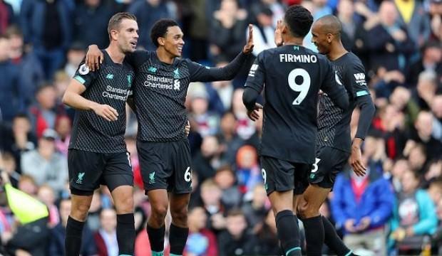 Liverpool 127 yıllık tarihinde ilki başardı!
