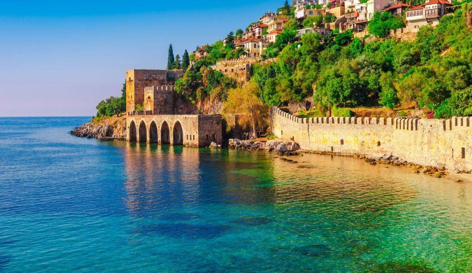 Antalya Kapuz Kanyonu'na nasıl gidilir? Antalya Kapuz Kanyonu