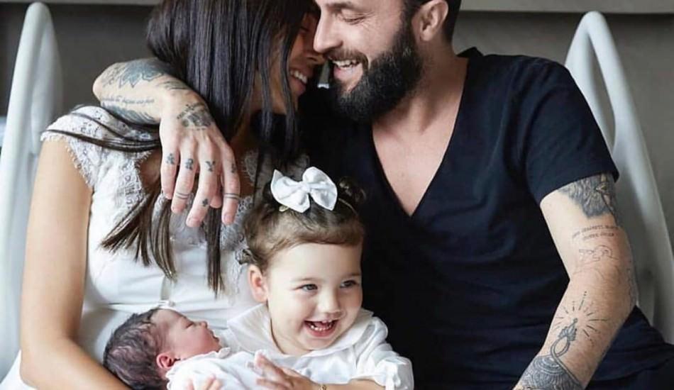 Berkay'ın eşi Özlem Ada Şahin yeni doğan bebeği için mevlit okuttu!